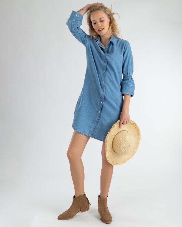Sukienka Gas 97695_EXTRA FINE INDIGO 5O_WX88 niebieski