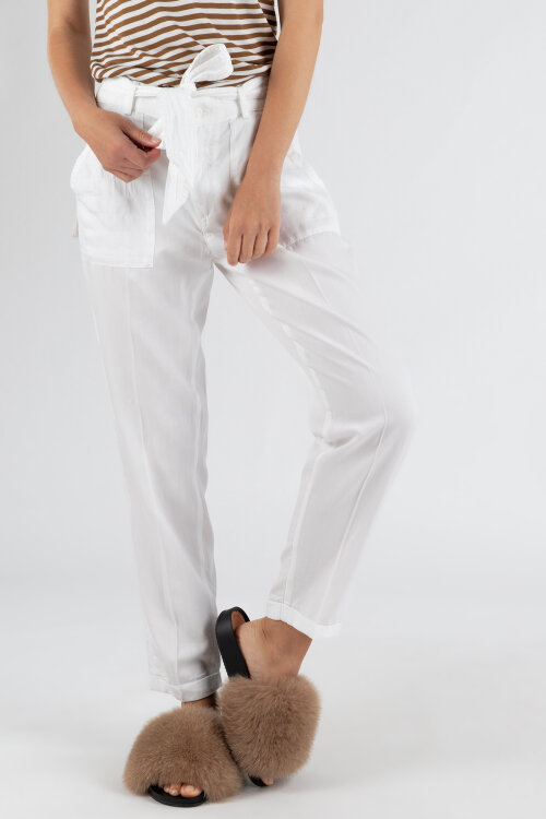 Spodnie Gas 97680_JSABELA ST._0001 biały
