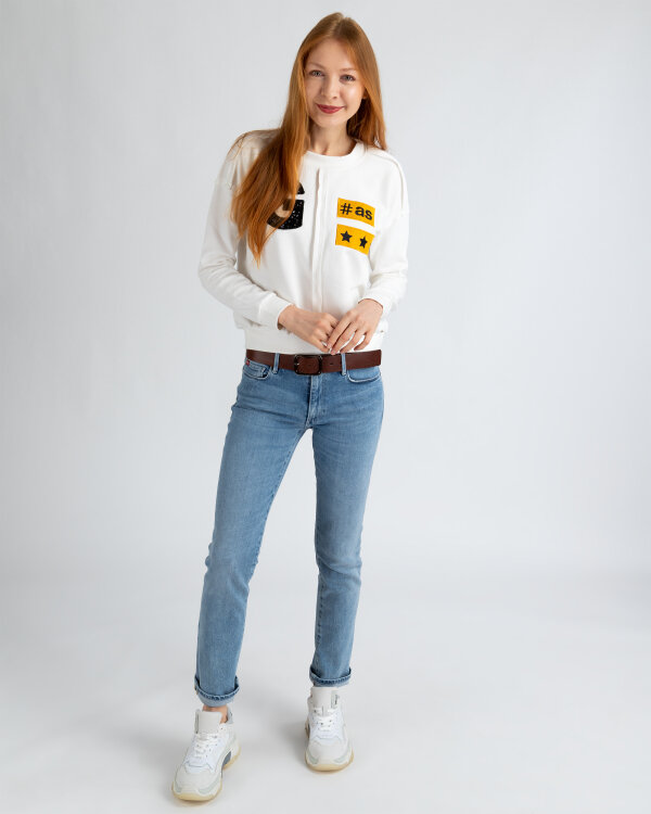 Bluza Gas 96822_CINDI G#AS_1017 biały
