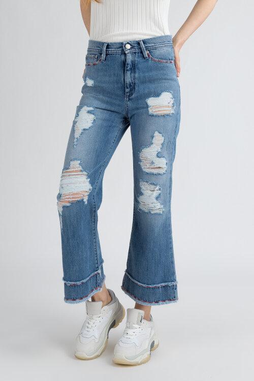 Spodnie Gas 97679_MERYL SUMMER_WF86 niebieski