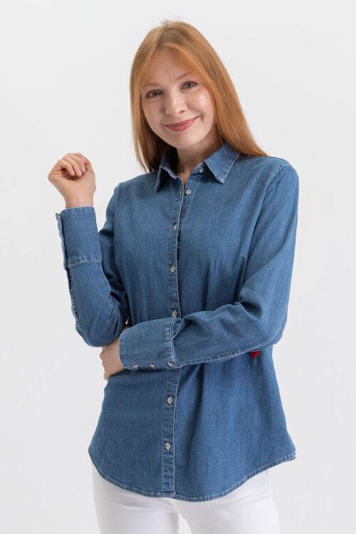 Koszula Gas 98593_MARIBEL_WX95 niebieski