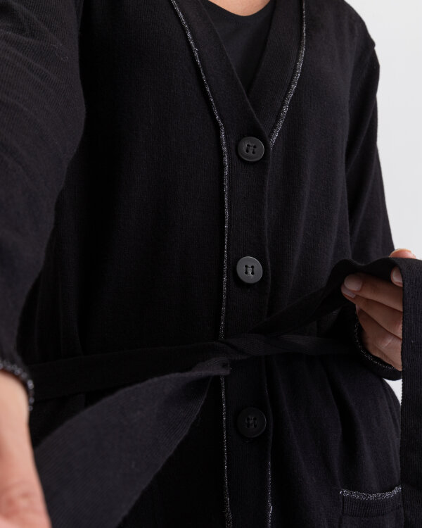 Sweter Gas 98503_BESSI_0200 czarny