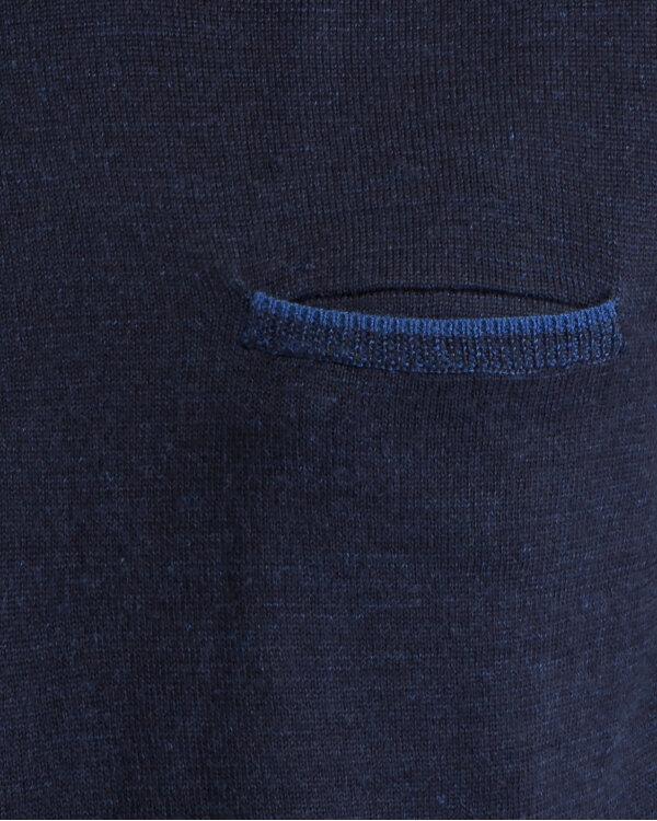 Sweter Gas 98427_HARIB/S_2988 granatowy