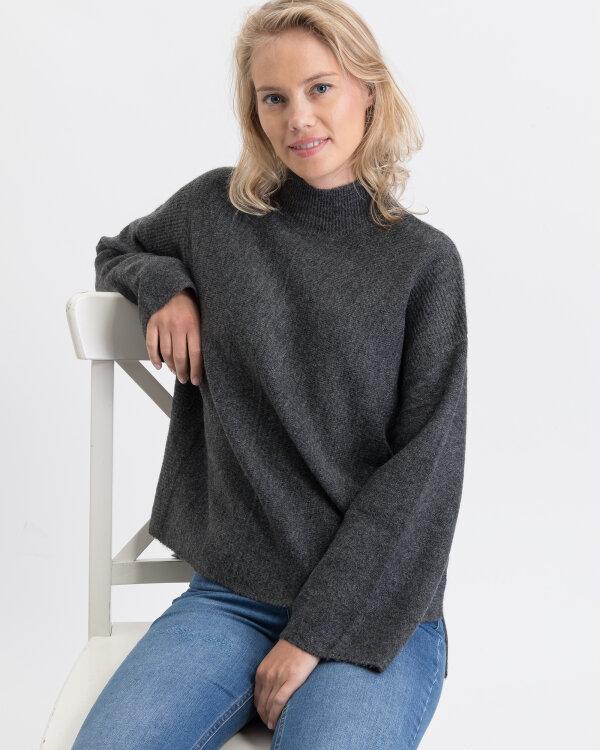 Sweter Gas 98277_AZYVEL_0133 ciemnoszary