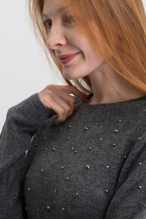 Sweter Gas 98276_MARIELY_0133 ciemnoszary