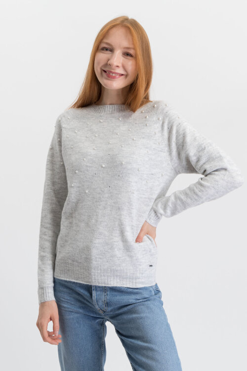 Sweter Gas 98276_MARIELY_1011 szary