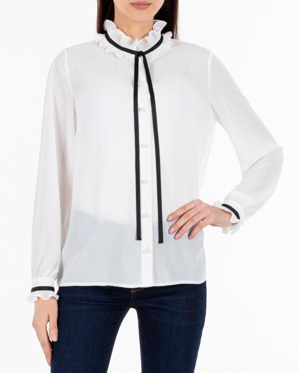 Bluzka Hallhuber 0-1820-53972_101 biały