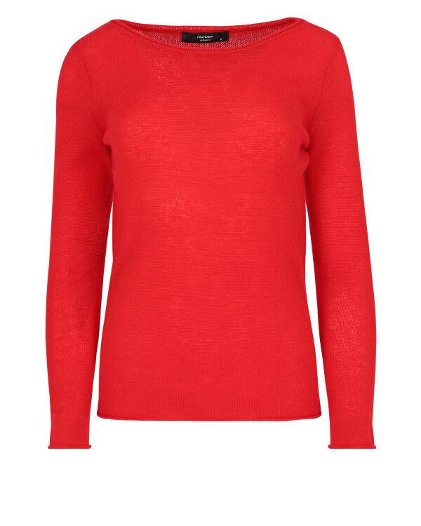Dzianina Hallhuber 0-1910-11400_400 czerwony