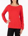 Bluzka Hallhuber 0-1910-22223_400 czerwony