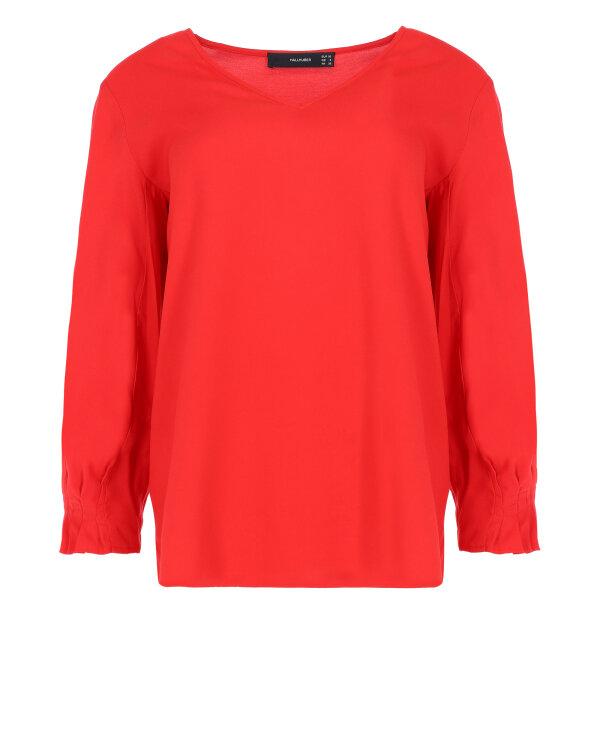 Bluzka Hallhuber 0-1910-23128_400 czerwony