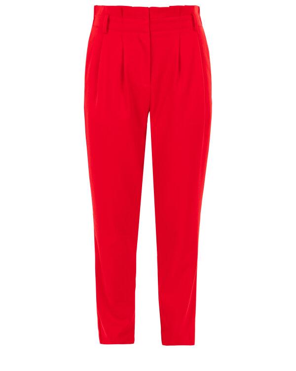 Spodnie Hallhuber 0-1910-25524_400 czerwony