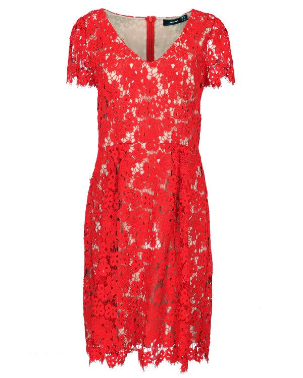 Sukienka Hallhuber 0-1910-29347_400 czerwony