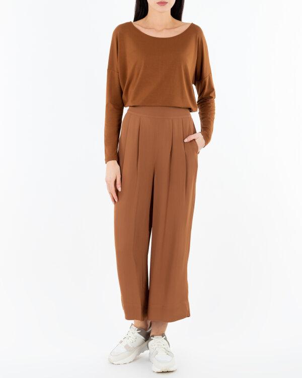 Spodnie Hallhuber 0-1910-35614_852 brązowy