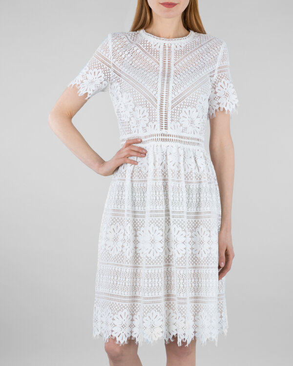 Sukienka Hallhuber 0-1910-29989_101 biały