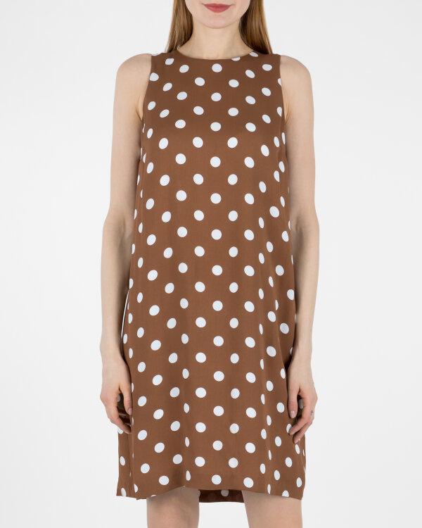 Sukienka Hallhuber 0-1910-39476_852 brązowy