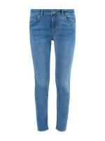 Spodnie Hallhuber 0-1910-35289_981 niebieski
