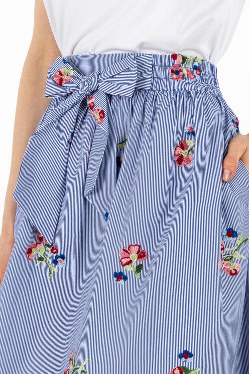 Spódnica Hallhuber 0-1910-44197_960 niebieski