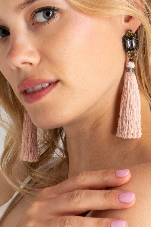 Biżuteria Hallhuber 3-1910-45020_301 różowy