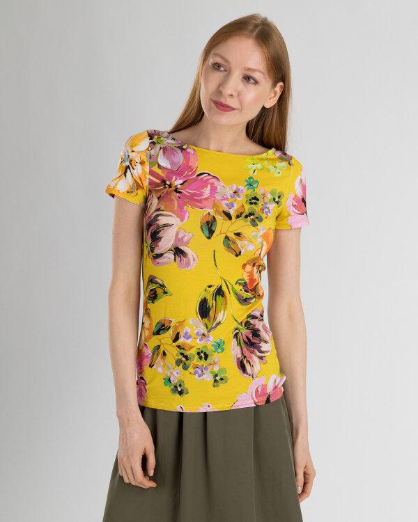 T-Shirt Hallhuber 0-1910-42201_960 żółty