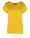 T-Shirt Hallhuber 0-1910-32241_230 żółty