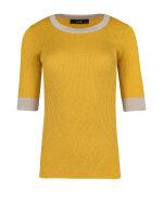 Dzianina Hallhuber 0-1910-41524_230 żółty