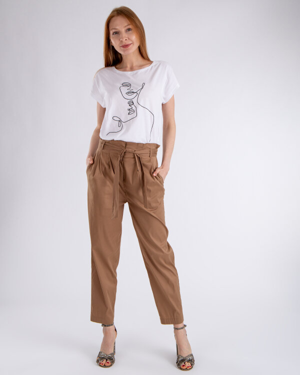 T-Shirt Hallhuber 0-1910-52244_100 biały