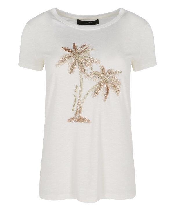 T-Shirt Hallhuber 0-1910-62254_101 kremowy