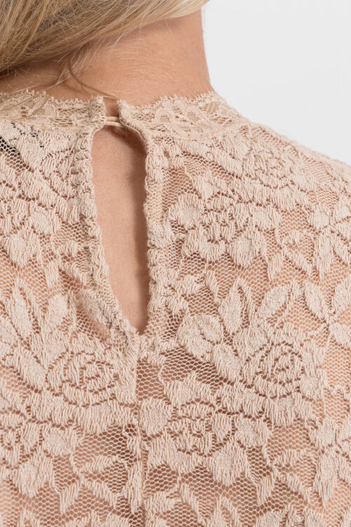 Bluzka Hallhuber 0-1920-12063_845 beżowy