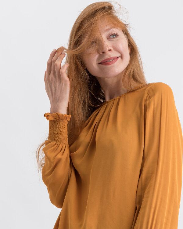 Bluzka Hallhuber 0-1920-13202_232 pomarańczowy