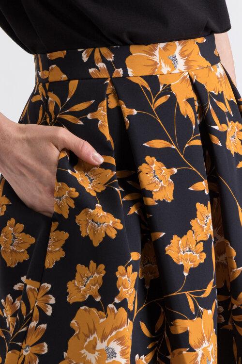 Spódnica Hallhuber 0-1920-24277_960 pomarańczowy