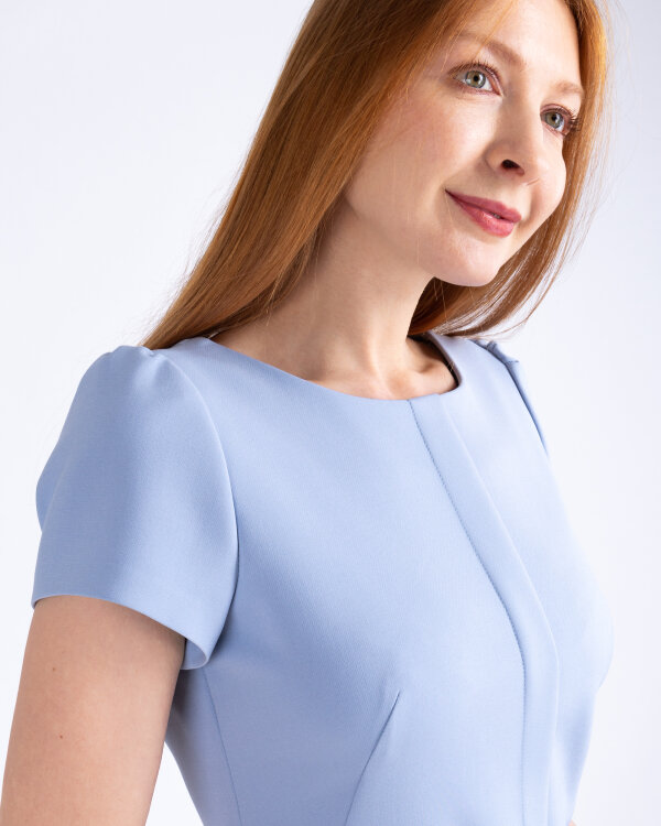 Sukienka Kossmann KF-AB99-7-04-4-40_CLOTILDE_NIEBIESKI niebieski