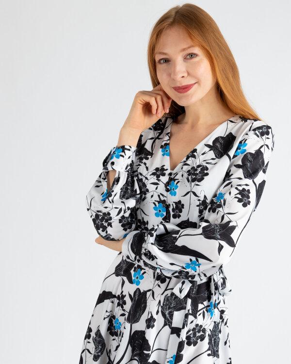 Sukienka Kossmann KF-AB99-7-31-1_FRANCESCA_BIALY W KWIATY biały