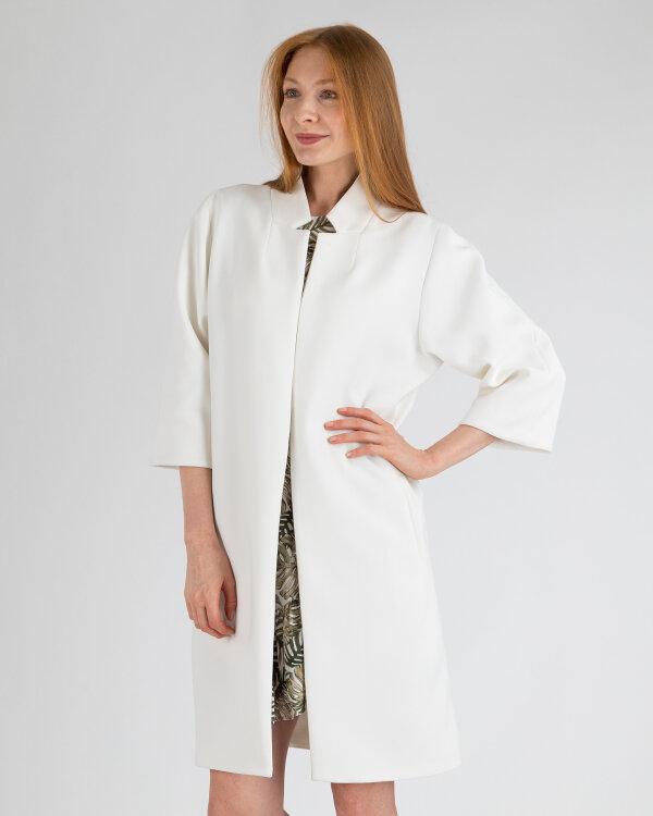 Płaszcz Kossmann KF-AB99-8-19-1_COSTANZA_BIALY biały