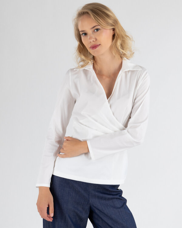 Bluzka Kossmann KF-CD88-5-10-1_LOULOU_BIALY biały