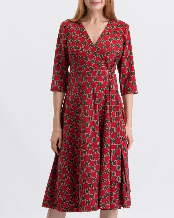 Sukienka Kossmann Kf-Cd99-7-15-3_Czerwony Czerwony Kossmann KF-CD99-7-15-3_CZERWONY czerwony