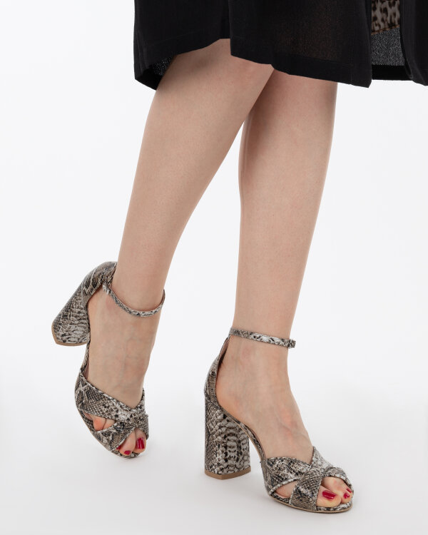 Buty L37 O_SUNSET_SS79_SUNSET_MULTICOLOR beżowy