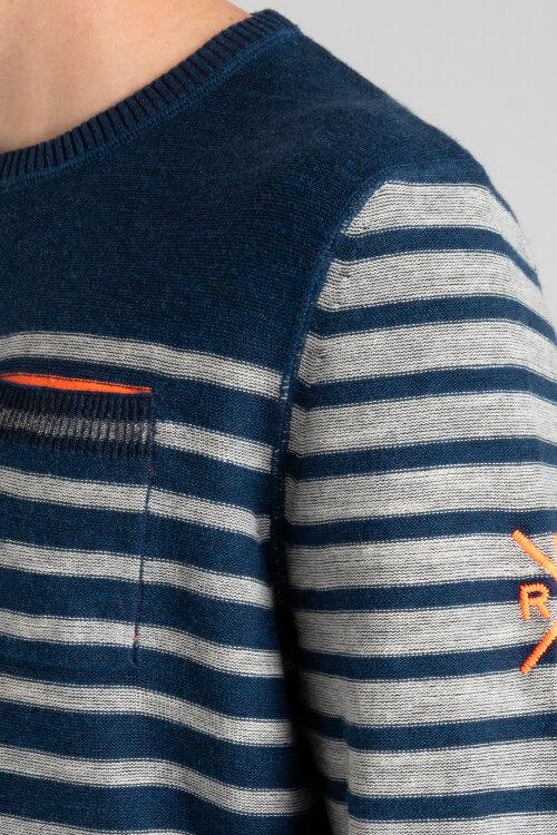 Sweter Lerros 2925027_478 granatowy