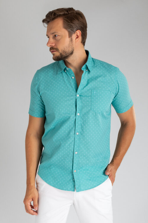 Koszula Lerros 2932186_428 zielony