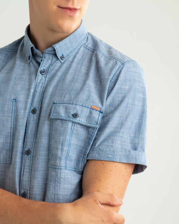 Koszula Lerros 2932191_436 niebieski