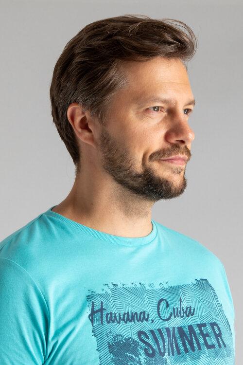 T-Shirt Lerros 2933068_428 niebieski