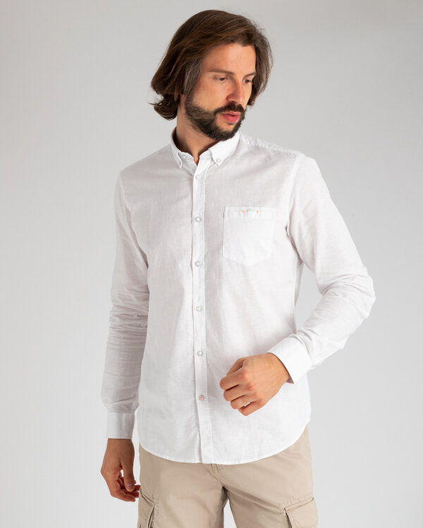 Koszula Lerros 2941117_100 biały