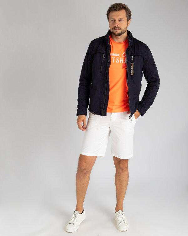 T-Shirt Lerros 2923059_317 pomarańczowy