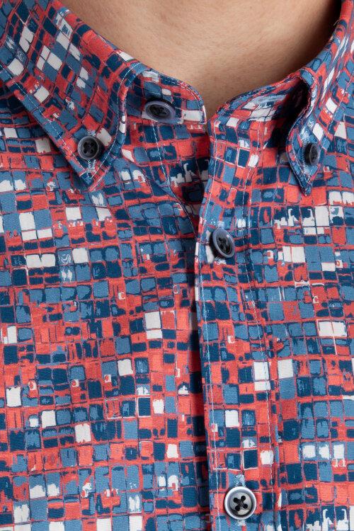 Koszula Lerros 28D1156T_347 niebieski