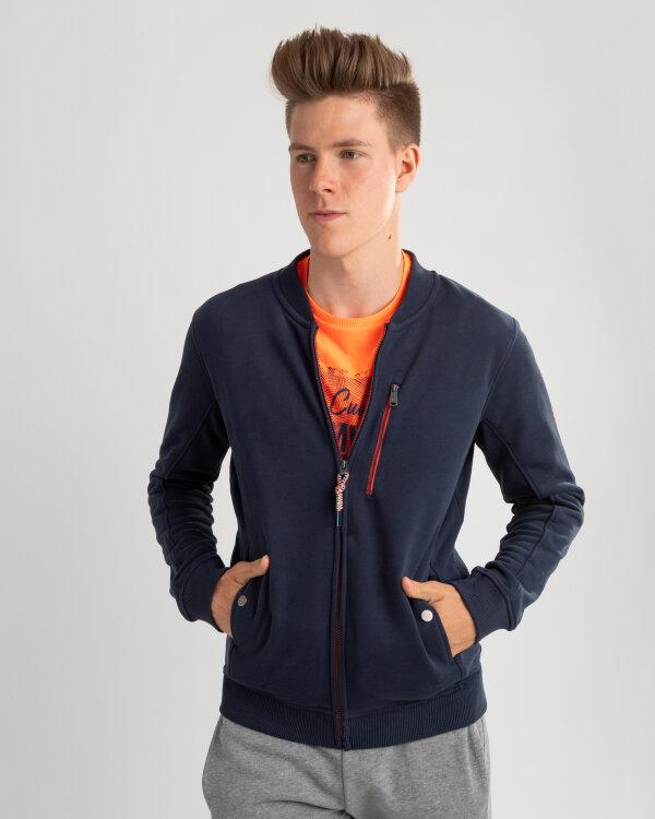 Sweter Lerros 28D4500_485 granatowy