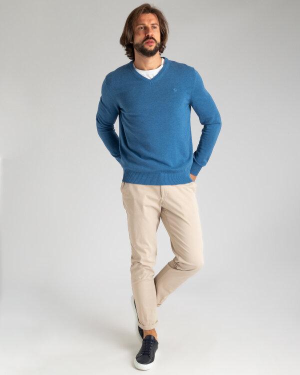 Sweter Lerros 28D5100_439 niebieski
