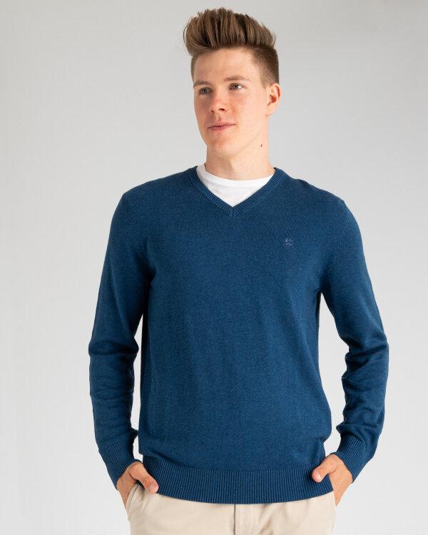 Sweter Lerros 28D5100_478 niebieski