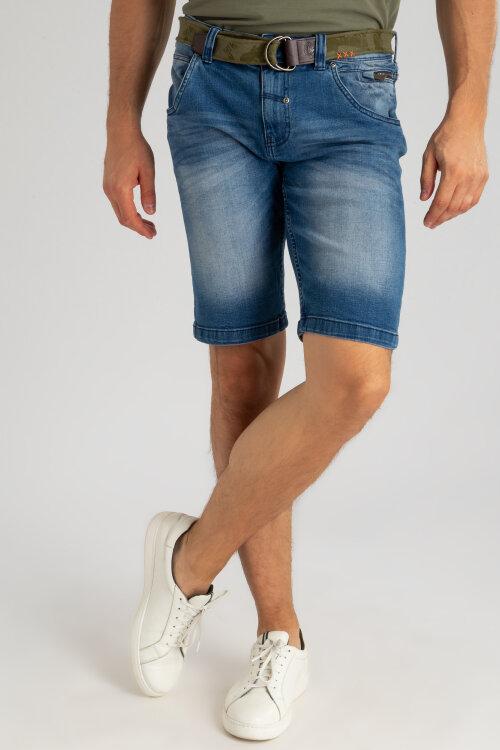 Spodnie Lerros 2939213_475 niebieski