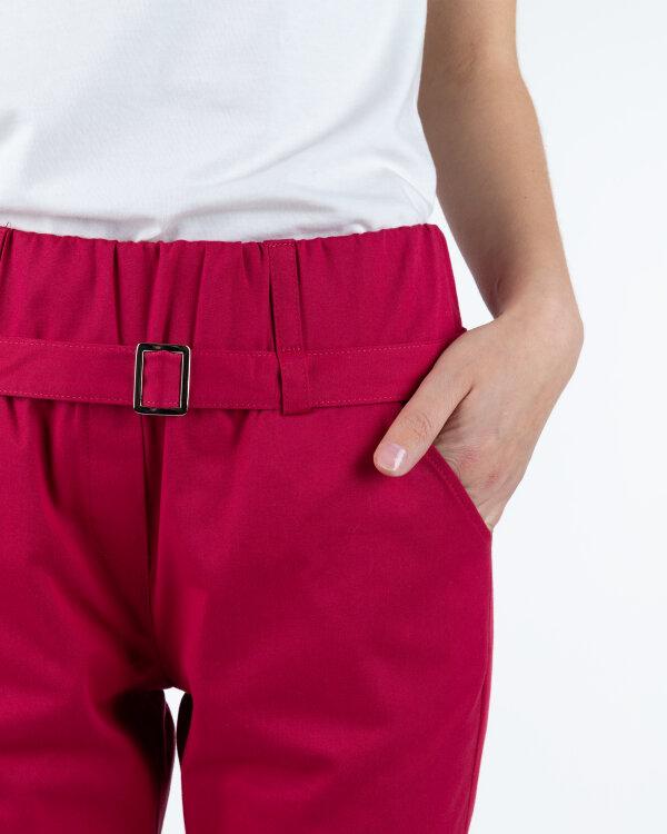 Spodnie Malgrau 2038_MALINOWY czerwony