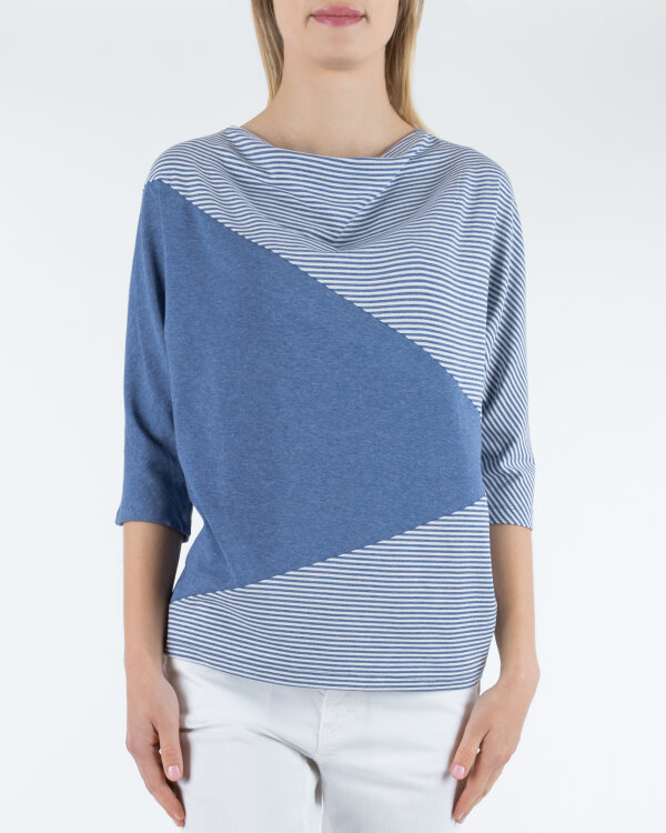 Bluzka Malgrau 2046_MULTIKOLOR niebieski