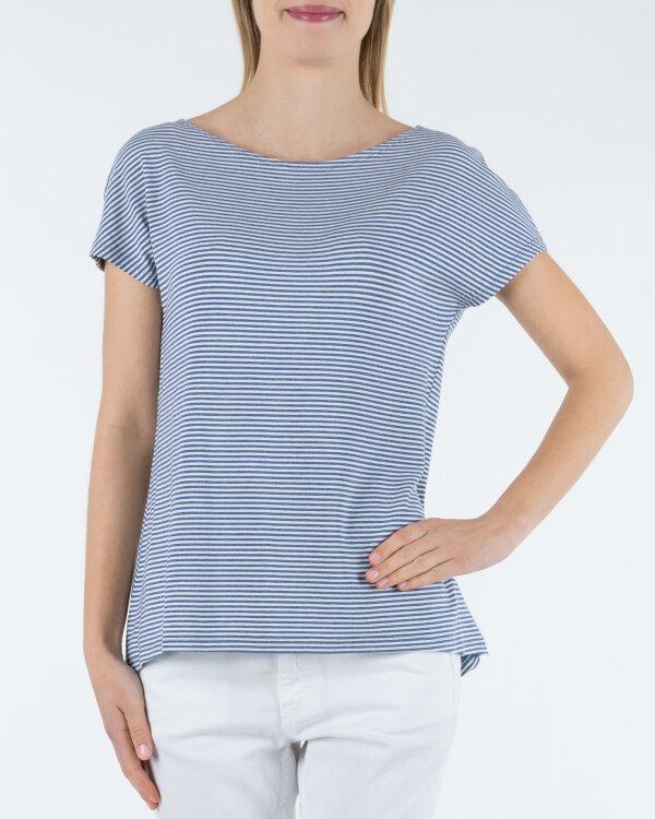 T-Shirt Malgrau 2047A_MULTIKOLOR niebieski